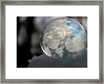 Magical Bubble Framed Print