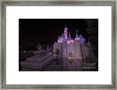 Magical Disney Framed Print