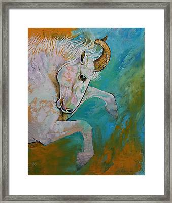 Magical Framed Print by Michael Creese
