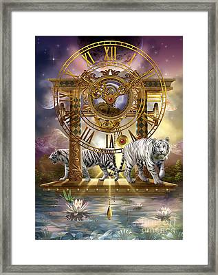 Magical Moment In Time Framed Print