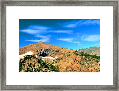 Magical Mountain Framed Print by Kathleen Struckle