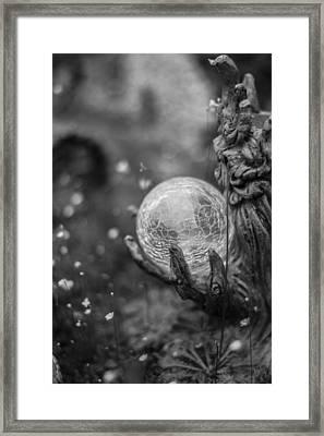 Magical Orb Framed Print