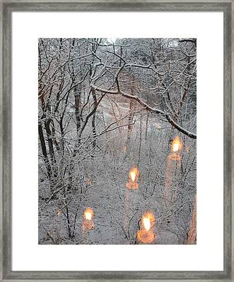 Magical Prospect Framed Print