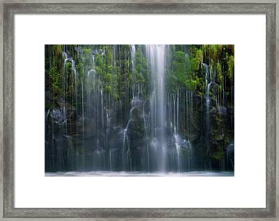 Magical Retreat Framed Print