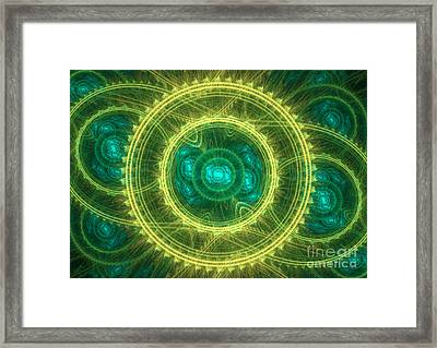 Magical Seal Framed Print by Martin Capek