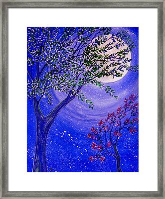Magical Spring Framed Print by Brenda Owen