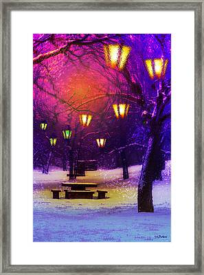 Magical Times Framed Print