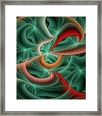 Magical Ways Framed Print