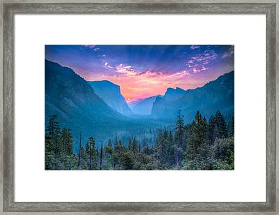 Magical Wonderland Framed Print by Mike Lee