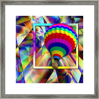 Magificent Oz Framed Print by Mark Compton