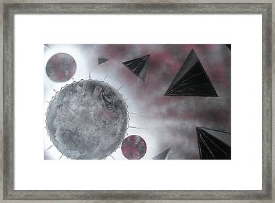Magnetic Framed Print