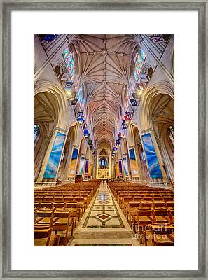 Magnificent Cathedral II Framed Print