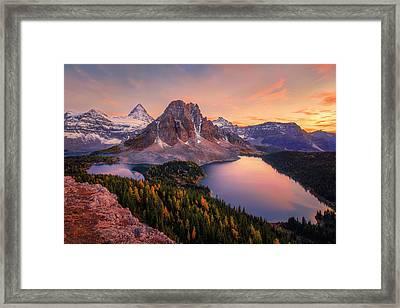 Magnificent Framed Print