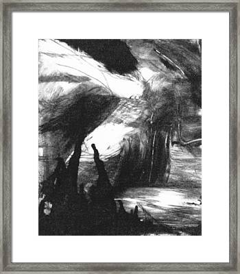 Magnificience Framed Print by Hatin Josee