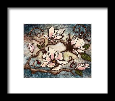 Branch Framed Prints