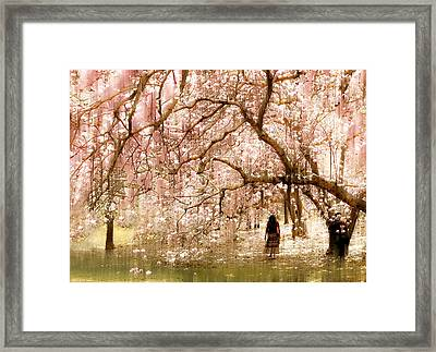 Magnolia Impressions Framed Print by Jessica Jenney