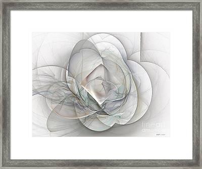 Magnolia Jazz Framed Print by Elizabeth McTaggart