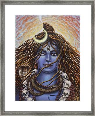 Mahadev Framed Print