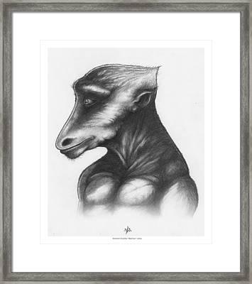 Mahloo Framed Print