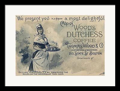 Duchess Drawings Framed Prints