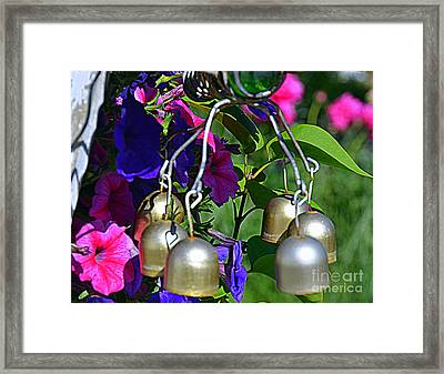 Mail Call Framed Print by Sue Rosen