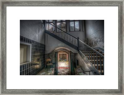 Main Entrance  Framed Print