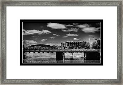Main Street Bridge Framed Print