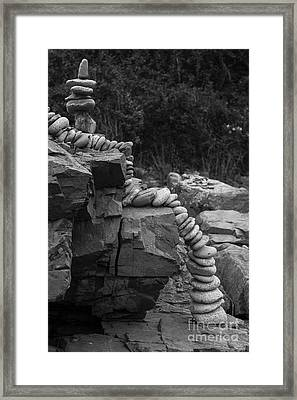 Maine Carirns Framed Print