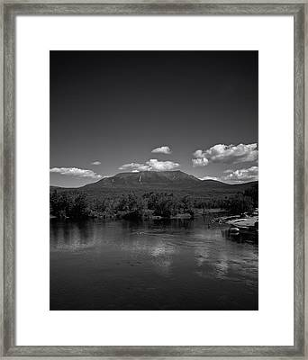 Maine's Nature Wonderland Framed Print by Mountain Dreams