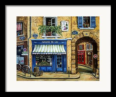 Boutique-hotel Framed Prints