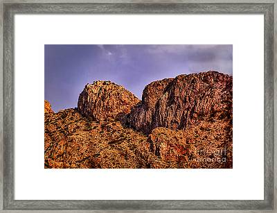 Framed Print featuring the photograph Majestic 15 by Mark Myhaver