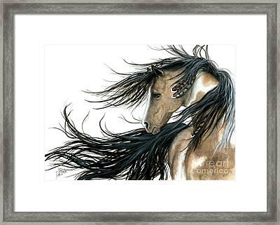 Majestic Horse 89 Framed Print by AmyLyn Bihrle