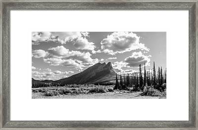 Majestic Drive Framed Print by Chad Dutson