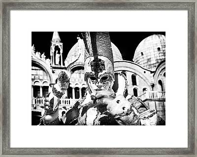 Majestic Framed Print by John Rizzuto