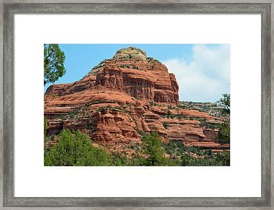 Majestic Sedona Framed Print