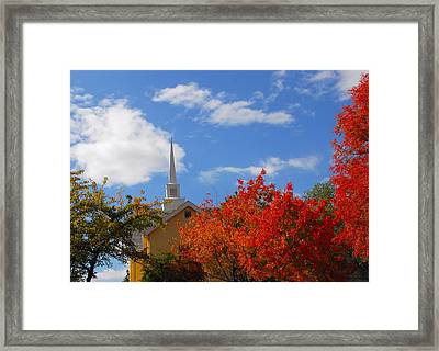 Framed Print featuring the photograph Majesty by Lynn Bauer