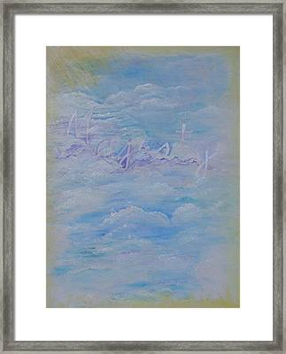 Majesty Framed Print by Mary Grabill