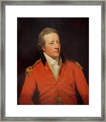 Major-general John Garstin Framed Print by British Library