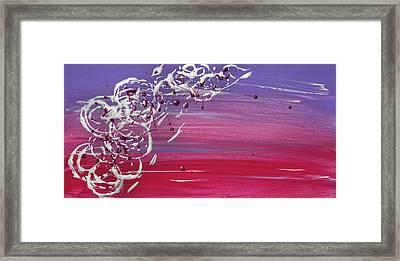 Make A Wish Framed Print by Julia Apostolova