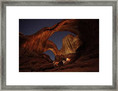 Framed Print featuring the photograph Gimme Another Double by David Andersen