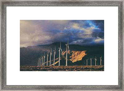Make It Through Framed Print by Laurie Search