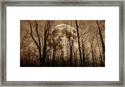 Make The Myths Framed Print