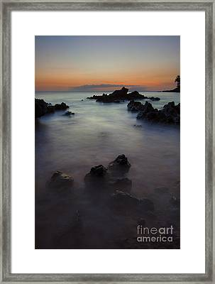 Makena Dream Framed Print