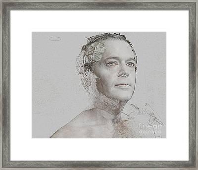 Making Art Framed Print
