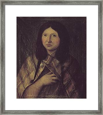 Malaspina Expedition. Portrait Framed Print