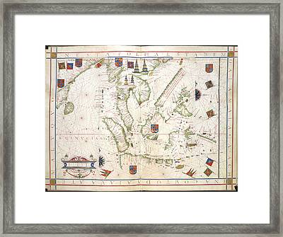 Malaysia And East Indies Framed Print by British Library