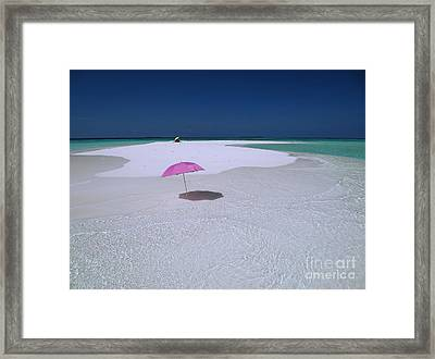 Maldives 04 Framed Print by Giorgio Darrigo