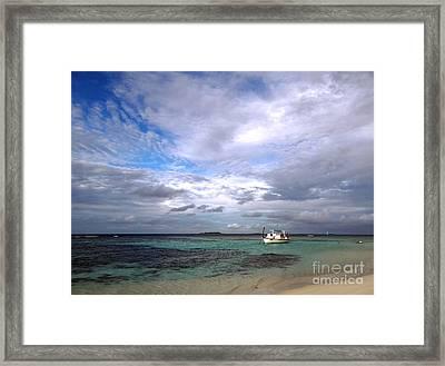 Maldives 08 Framed Print by Giorgio Darrigo