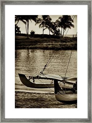 Malia V2 Framed Print by Douglas Barnard