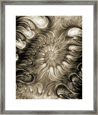 Malignant 2 Framed Print by Kevin Trow
